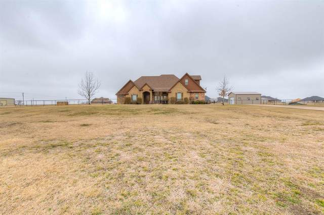 7709 County Road 1231A, Godley, TX 76044 (MLS #14523941) :: RE/MAX Landmark