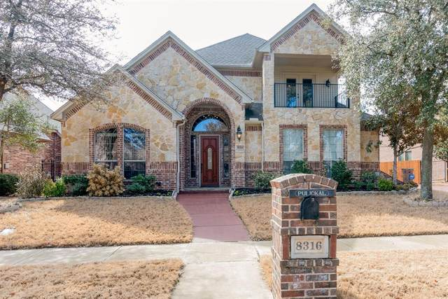 8316 Regency Drive, North Richland Hills, TX 76182 (MLS #14523956) :: Craig Properties Group