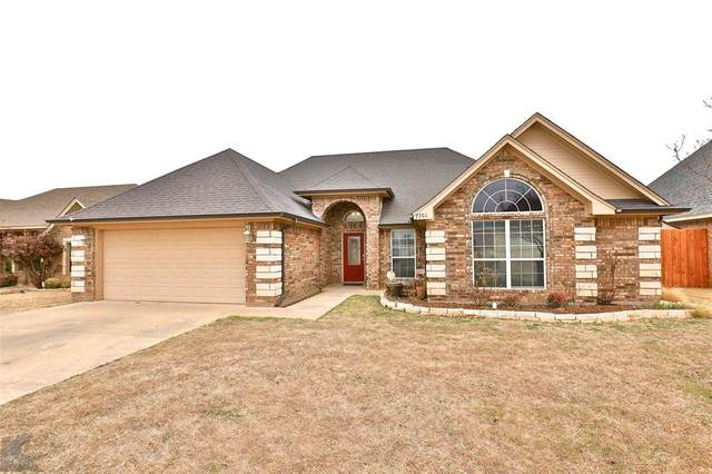 7701 Venice Drive, Abilene, TX 79606 (MLS #14523970) :: Jones-Papadopoulos & Co