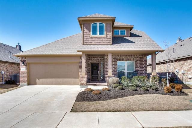 817 Falcon Road, Northlake, TX 76226 (MLS #14523973) :: The Kimberly Davis Group