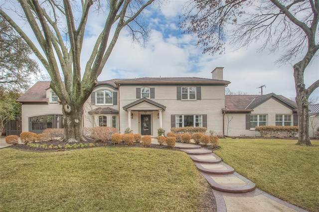 1301 Thomas Place, Fort Worth, TX 76107 (#14524005) :: Homes By Lainie Real Estate Group