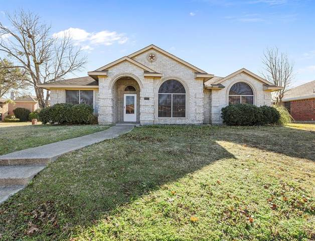 2502 Whitetail Drive, Mesquite, TX 75181 (MLS #14524016) :: The Property Guys