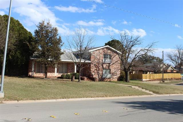 949 Washington Boulevard, Abilene, TX 79601 (MLS #14524034) :: The Mitchell Group