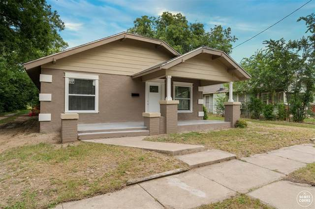 1308 Avenue I, Brownwood, TX 76801 (MLS #14524035) :: Team Hodnett