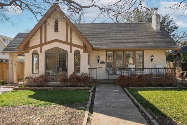 2548 Greene Avenue, Fort Worth, TX 76109 (#14524057) :: Homes By Lainie Real Estate Group