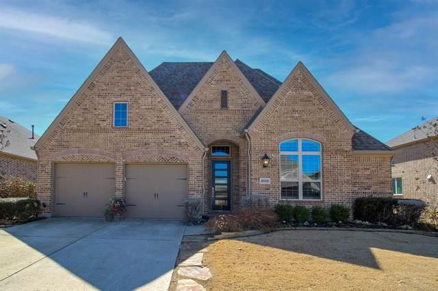 4601 Crossvine Drive, Prosper, TX 75078 (MLS #14524059) :: The Star Team | JP & Associates Realtors