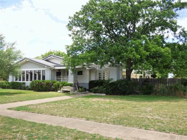 903 S Daugherty Avenue, Eastland, TX 76448 (MLS #14524065) :: The Chad Smith Team