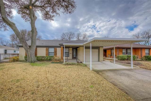 2910 San Paula Avenue, Dallas, TX 75228 (MLS #14524090) :: Justin Bassett Realty