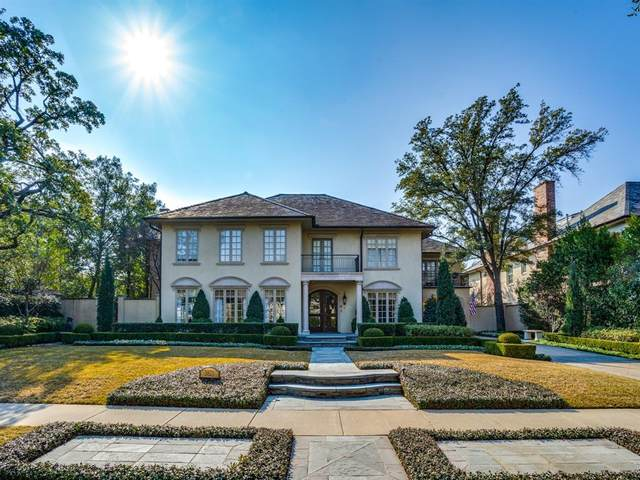 3821 Potomac Avenue, Highland Park, TX 75205 (#14524115) :: Homes By Lainie Real Estate Group