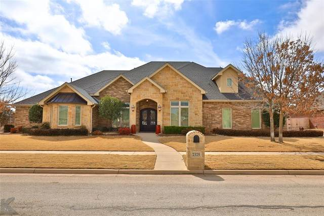 2325 Biltmore Court, Abilene, TX 79606 (MLS #14524127) :: Jones-Papadopoulos & Co