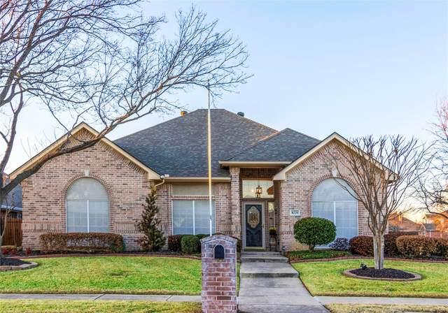 8229 Vine Wood Drive, North Richland Hills, TX 76182 (MLS #14524170) :: The Kimberly Davis Group