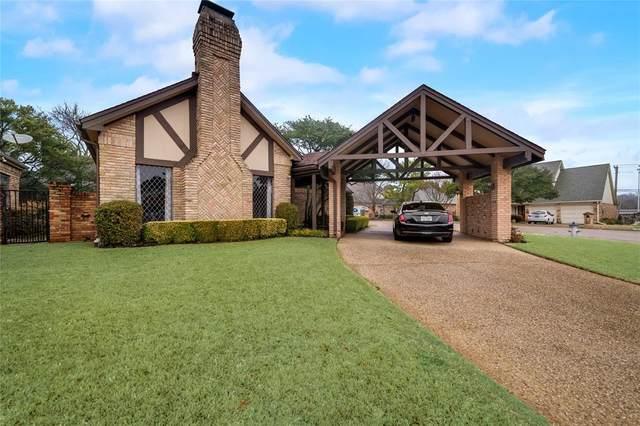 16015 Chalfont Circle, Dallas, TX 75248 (MLS #14524215) :: The Kimberly Davis Group