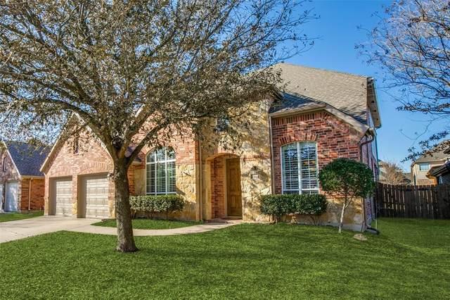 3909 Julian Street, Fort Worth, TX 76244 (MLS #14524241) :: The Property Guys