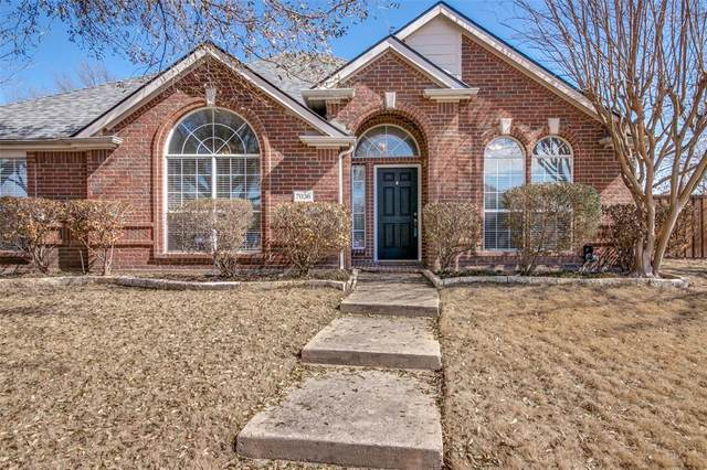 7036 Jasper Drive, Plano, TX 75074 (#14524258) :: Homes By Lainie Real Estate Group