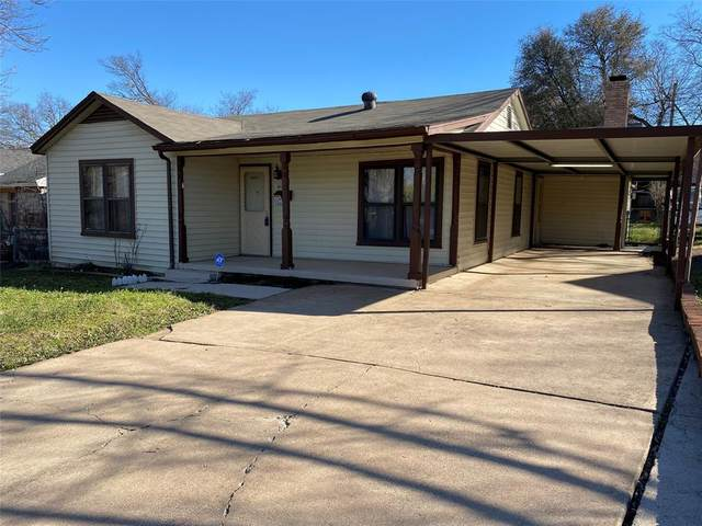 8125 Albert Street, White Settlement, TX 76108 (MLS #14524260) :: The Hornburg Real Estate Group