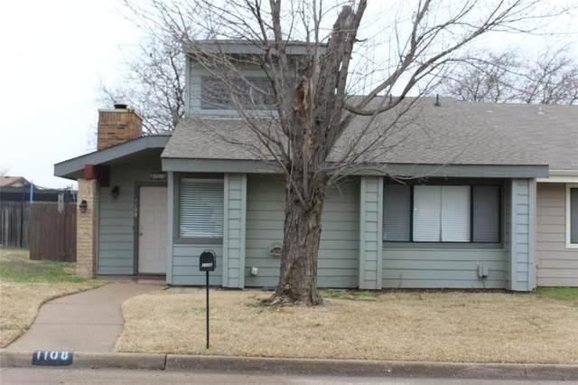 1108 Cloudcrest Court, Arlington, TX 76017 (MLS #14524272) :: All Cities USA Realty