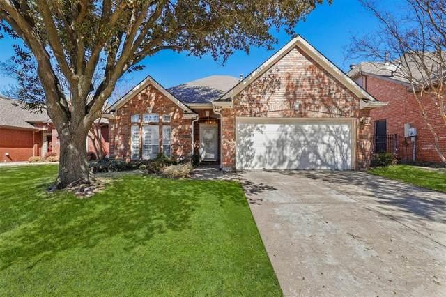 3777 Lakeway Court, Addison, TX 75001 (MLS #14524278) :: The Hornburg Real Estate Group