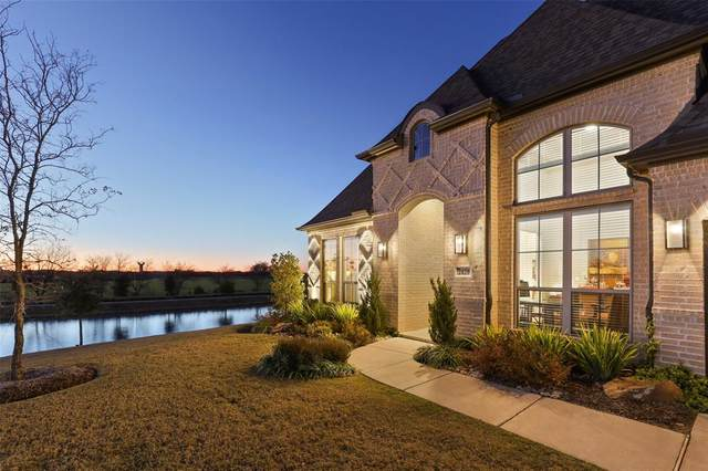 2420 Rosecroft Court, Celina, TX 75009 (MLS #14524305) :: The Kimberly Davis Group