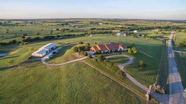149 Serrano Court, Weatherford, TX 76087 (MLS #14524306) :: Justin Bassett Realty