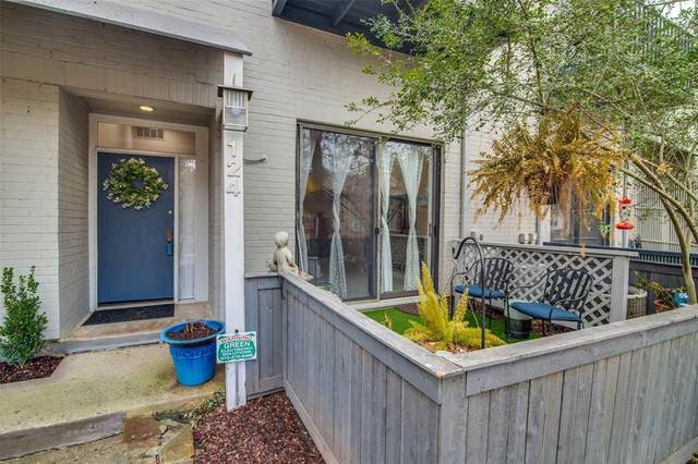 5990 Lindenshire Lane #124, Dallas, TX 75230 (MLS #14524312) :: HergGroup Dallas-Fort Worth