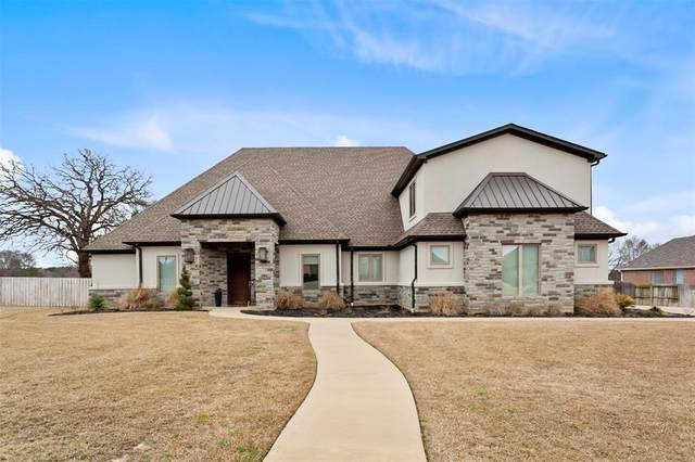 300 Deer Crossing, Bullard, TX 75757 (#14524380) :: Homes By Lainie Real Estate Group