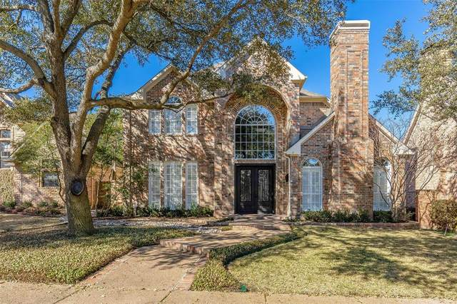 7331 Lane Park Court, Dallas, TX 75225 (MLS #14524389) :: Robbins Real Estate Group