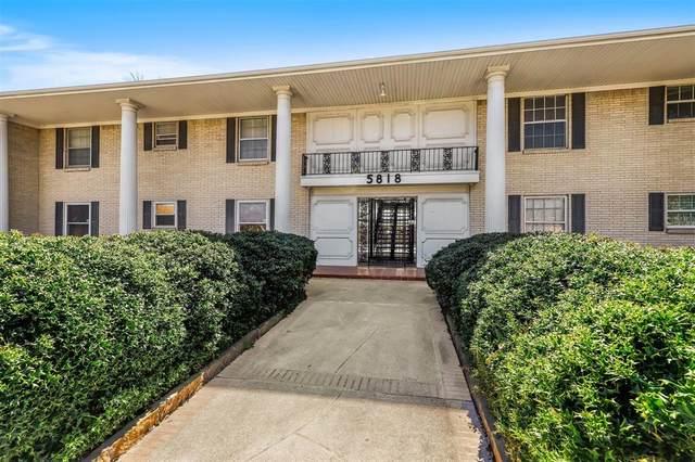 5818 E University Boulevard #130, Dallas, TX 75206 (#14524391) :: Homes By Lainie Real Estate Group