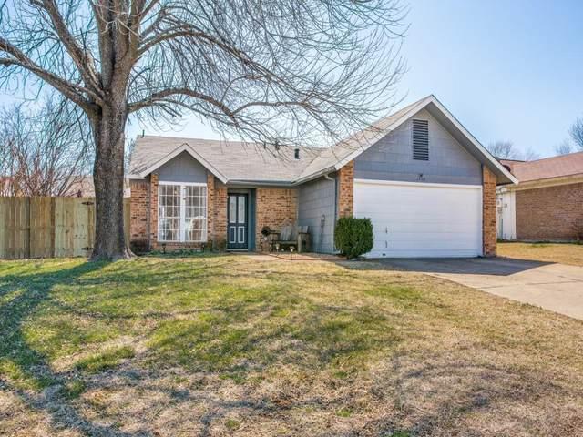 1500 Legget Street, Arlington, TX 76018 (MLS #14524454) :: Robbins Real Estate Group