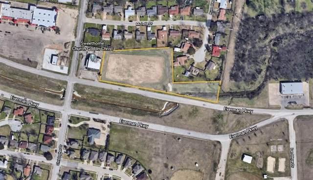 1897 Everman Parkway, Everman, TX 76140 (MLS #14524490) :: The Kimberly Davis Group