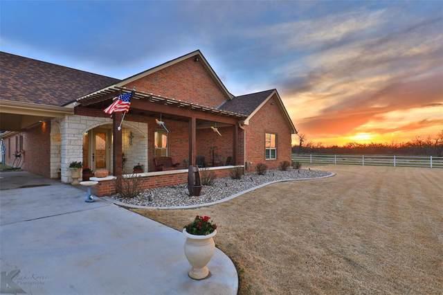 909 Fm 1750, Abilene, TX 79602 (MLS #14524508) :: Team Hodnett
