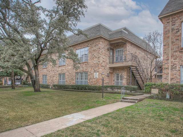 4403 S Bellaire Drive #122, Fort Worth, TX 76109 (MLS #14524568) :: Jones-Papadopoulos & Co