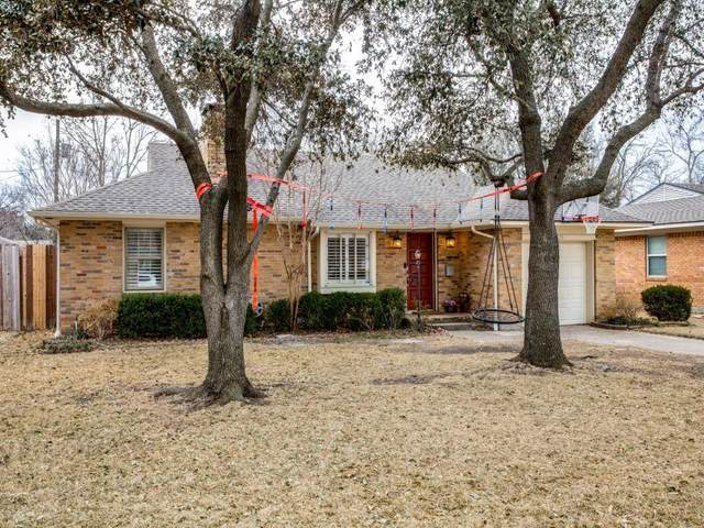 625 Scottsdale Drive, Richardson, TX 75080 (#14524571) :: Homes By Lainie Real Estate Group