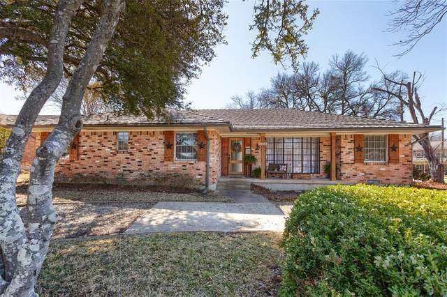 8306 Londonderry Lane, Dallas, TX 75228 (MLS #14524587) :: Justin Bassett Realty