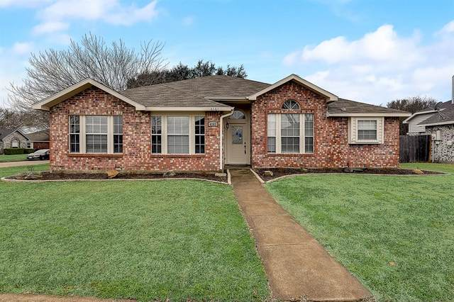 4161 Durbin Drive, The Colony, TX 75056 (MLS #14524594) :: Lisa Birdsong Group | Compass