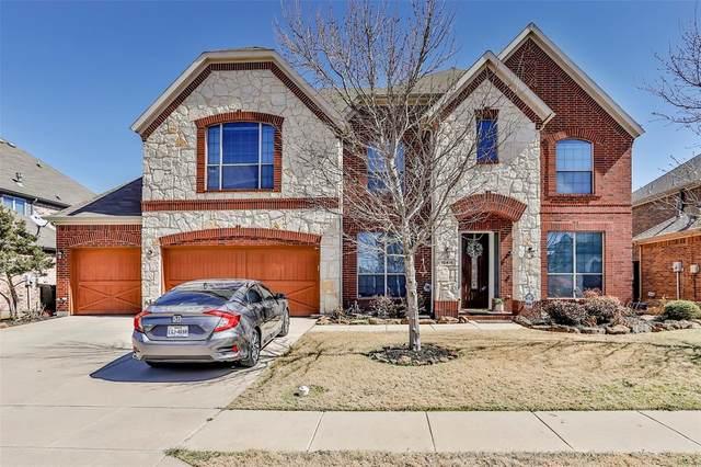10416 Crowne Pointe Lane, Fort Worth, TX 76244 (MLS #14524613) :: The Kimberly Davis Group
