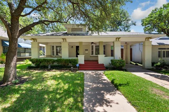 1415 Clover Lane, Fort Worth, TX 76107 (#14524615) :: Homes By Lainie Real Estate Group