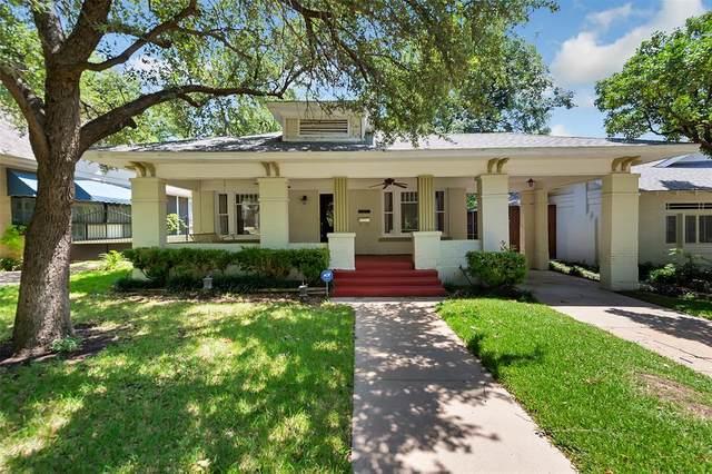 1415 Clover Lane, Fort Worth, TX 76107 (MLS #14524615) :: The Rhodes Team