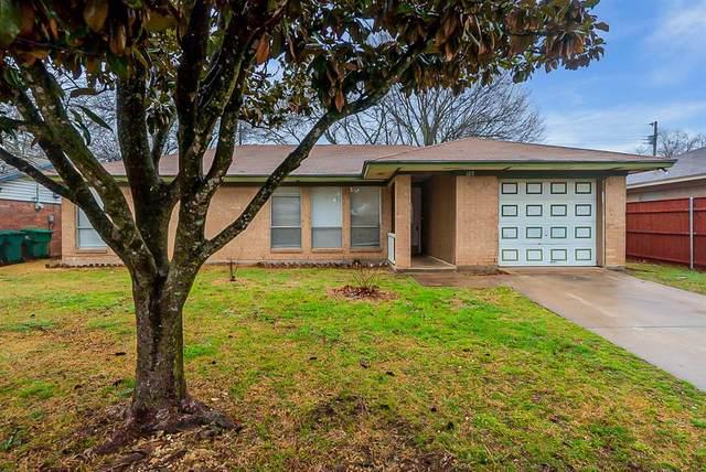 105 Sagittarius Drive, Cedar Hill, TX 75104 (MLS #14524616) :: The Rhodes Team