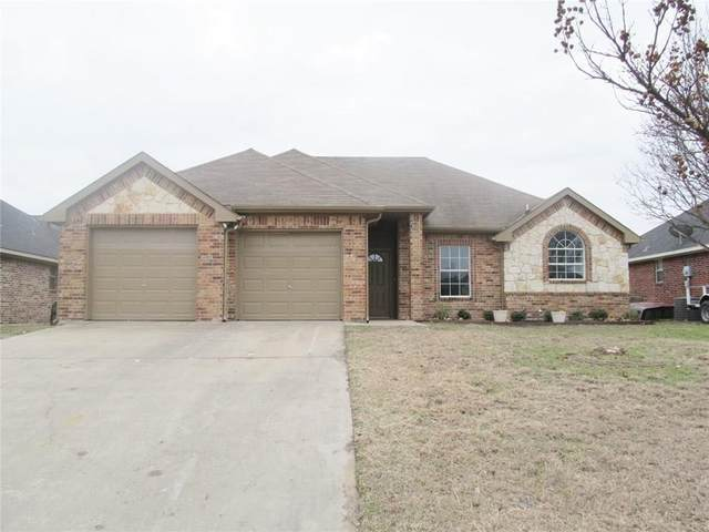 1236 Shelby Drive, Seagoville, TX 75159 (MLS #14524624) :: The Rhodes Team