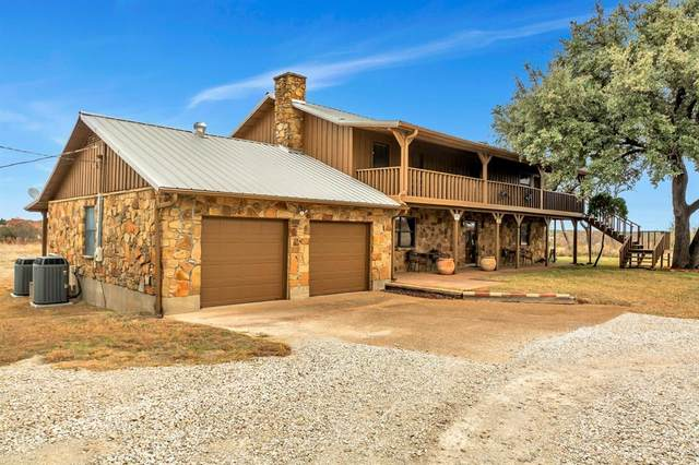 1042 Antler Drive, Possum Kingdom Lake, TX 76475 (MLS #14524649) :: The Mauelshagen Group