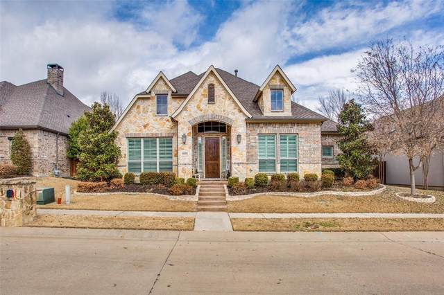 8002 Spectrum Drive, Mckinney, TX 75072 (MLS #14524669) :: Craig Properties Group