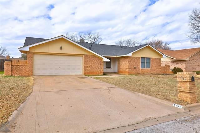 5242 Shady Glen Lane, Abilene, TX 79606 (MLS #14524672) :: Jones-Papadopoulos & Co