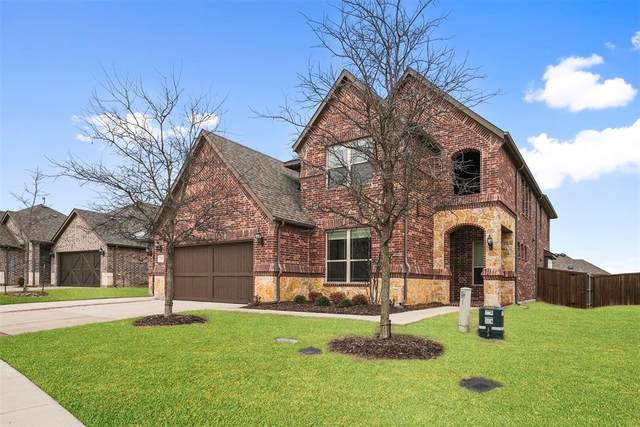 233 Crestlyn Drive, Midlothian, TX 76065 (MLS #14524681) :: All Cities USA Realty