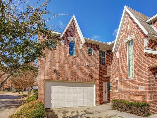 706 S Jupiter Road #1002, Allen, TX 75002 (MLS #14524711) :: Lisa Birdsong Group | Compass