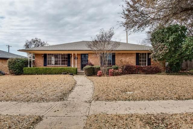 7611 El Pensador Drive, Dallas, TX 75248 (#14524720) :: Homes By Lainie Real Estate Group
