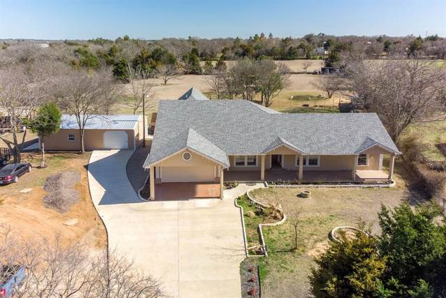 3220 County Road 317, Cleburne, TX 76031 (MLS #14524728) :: All Cities USA Realty