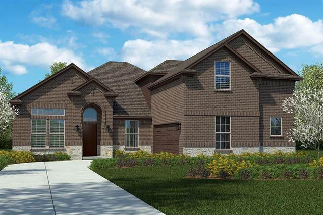 4017 Spring Grove Road, Midlothian, TX 76065 (MLS #14524732) :: Team Tiller
