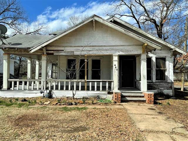 447 Fitzhugh Avenue, Paris, TX 75460 (MLS #14524744) :: The Chad Smith Team