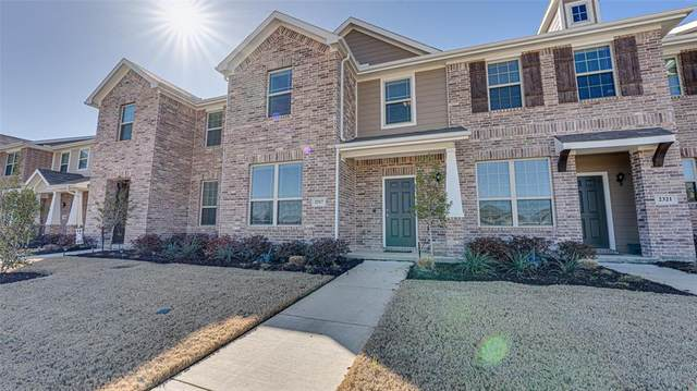 2317 Canongate Drive, Denton, TX 76207 (MLS #14524747) :: The Hornburg Real Estate Group