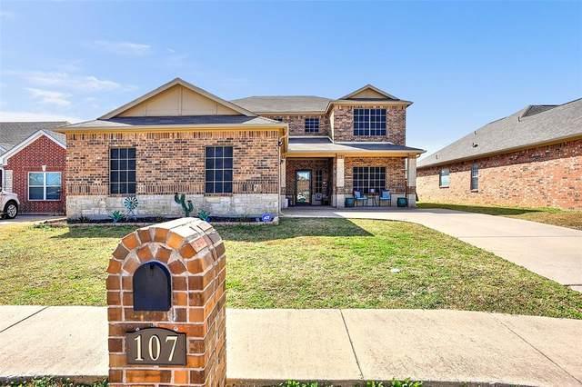 107 Ashlyn Court, Whitesboro, TX 76273 (MLS #14524757) :: EXIT Realty Elite